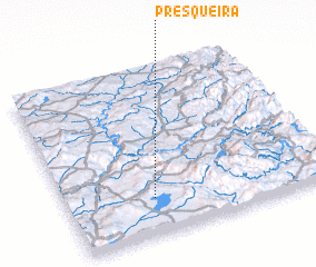 3d view of Presqueira