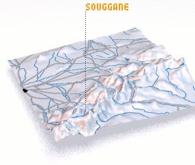 3d view of Souggane