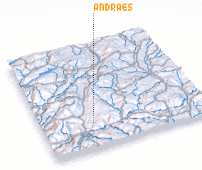3d view of Andrães