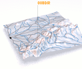 3d view of Oubdir