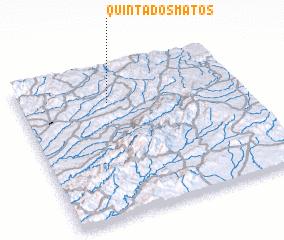 3d view of Quinta dos Matos