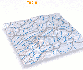 3d view of Caria