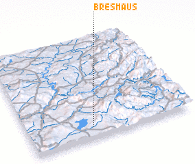 3d view of Bresmaus