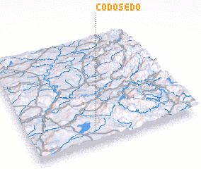 3d view of Codosedo