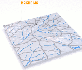 3d view of Magueija