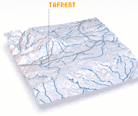 3d view of Tafrent