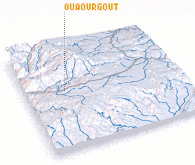 3d view of Ouaourgout