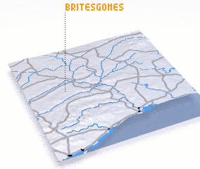 3d view of Brites Gomes