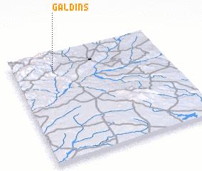 3d view of Galdins
