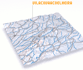 3d view of Vila Cova à Coelheira