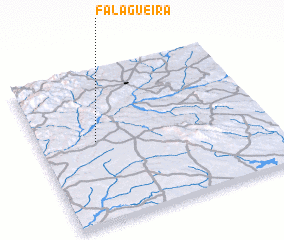 3d view of Falagueira