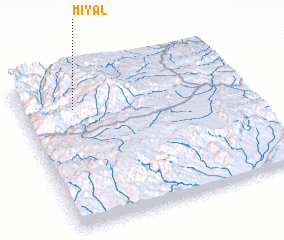 3d view of Miyal
