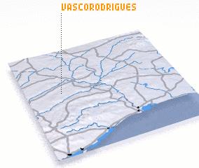 3d view of Vasco Rodrigues