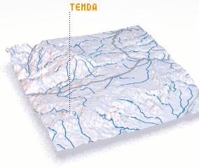 3d view of Temda