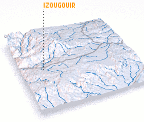 3d view of Izougouir