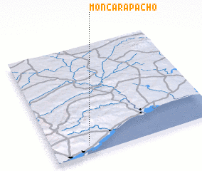 3d view of Moncarapacho