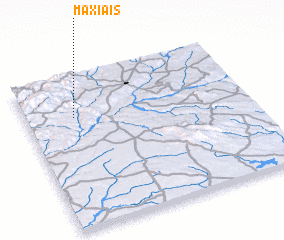 3d view of Maxiais