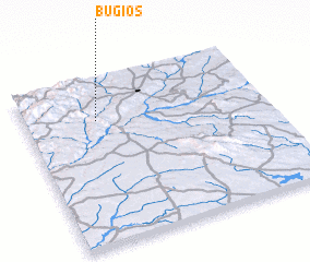 3d view of Bugios