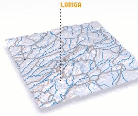 3d view of Loriga