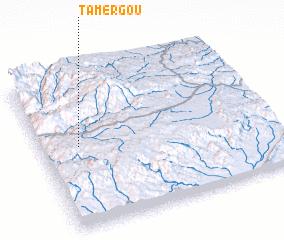 3d view of Tamergou