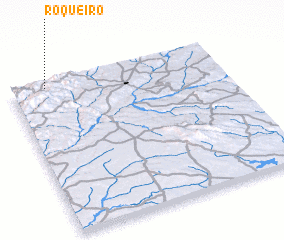 3d view of Roqueiro