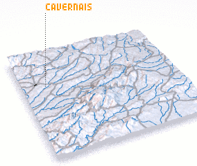 3d view of Cavernãis