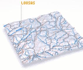 3d view of Lousas