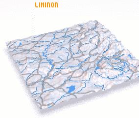 3d view of Limiñón