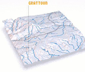 3d view of Grattoun