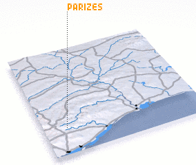3d view of Parizes