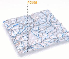3d view of Póvoa