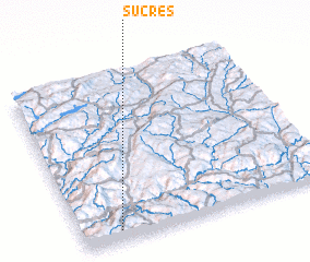 3d view of Sucres