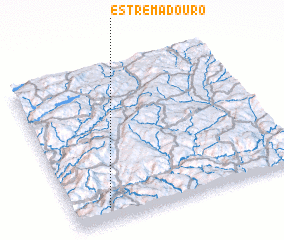 3d view of Estremadouro