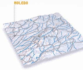 3d view of Moledo