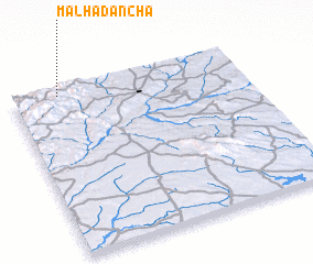 3d view of Malhadancha