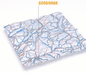 3d view of Gondomar