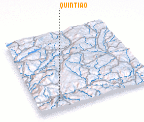 3d view of Quintião