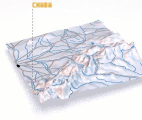 3d view of Châba