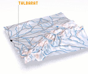 3d view of Talbarat