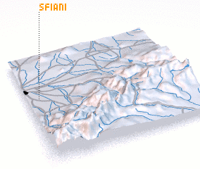 3d view of Sfiani