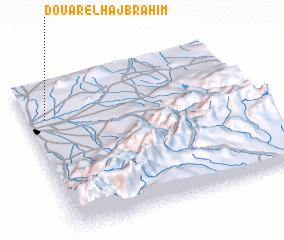 3d view of Douar el Haj Brahim