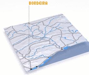 3d view of Bordeira