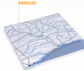 3d view of Barrigão