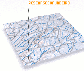 3d view of Pescanseco Fundeiro