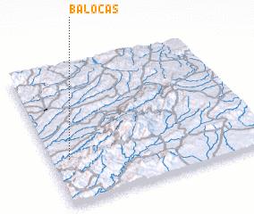 3d view of Balocas