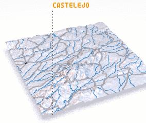 3d view of Castelejo