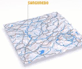 3d view of Sanguñedo