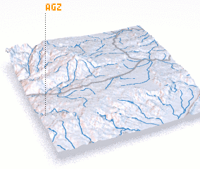 3d view of Agz