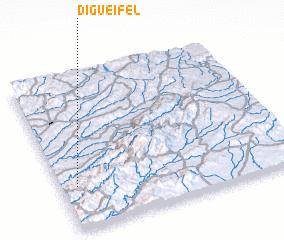 3d view of Digueifel