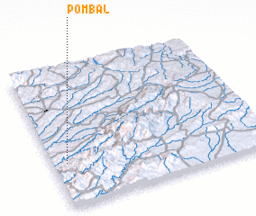 3d view of Pombal